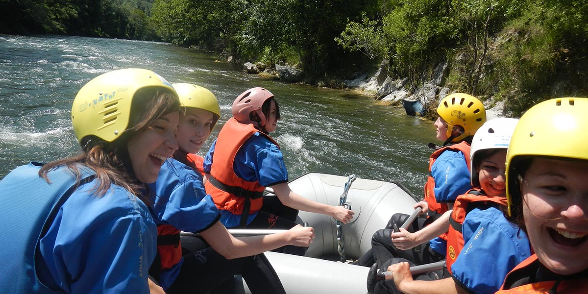 rafting Ax les Thermes